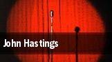 John Hastings tickets