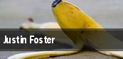 Justin Foster tickets