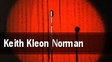 Keith Kleon Norman tickets