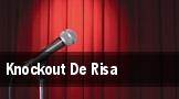 Knockout De Risa tickets