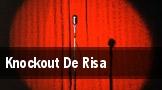 Knockout De Risa Laredo tickets