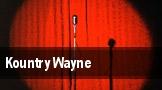 Kountry Wayne Raleigh tickets