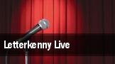 Letterkenny Live Warfield tickets