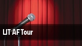 LIT AF Tour Pittsburgh tickets