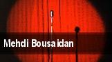 Mehdi Bousaidan Ottawa tickets