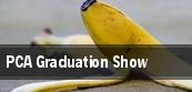 PCA Graduation Show tickets