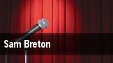 Sam Breton Montreal tickets
