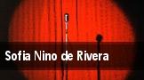 Sofia Nino de Rivera Miami Beach tickets