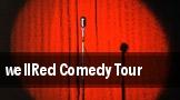 wellRed Comedy Tour Nashville tickets