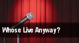 Whose Live Anyway? Toledo tickets