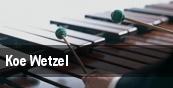 Koe Wetzel The Rhythm Section Amphitheater tickets