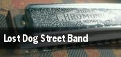 Lost Dog Street Band Huntington tickets