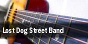 Lost Dog Street Band Washington tickets