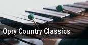 Opry Country Classics Nashville tickets