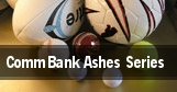 CommBank Ashes Series tickets