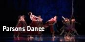 Parsons Dance tickets