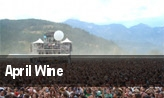 April Wine Tsuu Tina tickets