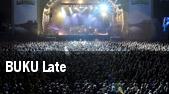 BUKU Late tickets