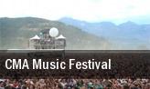 CMA Music Festival Nashville tickets