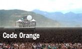 Code Orange Burgettstown tickets