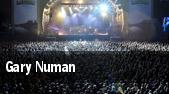 Gary Numan Austin tickets