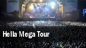 Hella Mega Tour Wrigley Field tickets