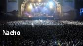Nacho Hard Rock Live tickets