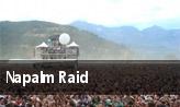 Napalm Raid tickets