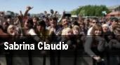 Sabrina Claudio Washington tickets