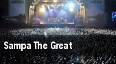 Sampa The Great The Sinclair Music Hall tickets