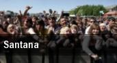 Santana Mansfield tickets