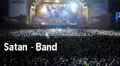 Satan - Band The Fillmore tickets
