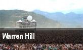 Warren Hill San Antonio tickets