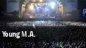Young M.A. Toronto tickets
