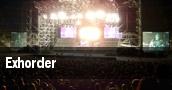 Exhorder tickets