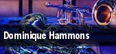 Dominique Hammons tickets