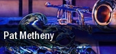 Pat Metheny tickets