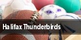 Halifax Thunderbirds tickets