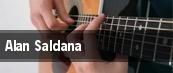 Alan Saldana tickets