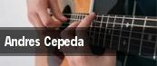 Andres Cepeda San Antonio tickets