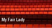 My Fair Lady West Palm Beach tickets