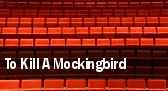 To Kill A Mockingbird Cincinnati tickets