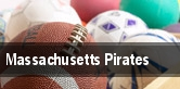 Massachusetts Pirates tickets
