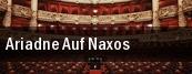 Ariadne Auf Naxos tickets