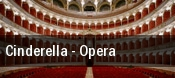 Cinderella - Opera tickets