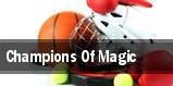 Champions Of Magic Florida Theatre Jacksonville tickets
