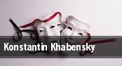 Konstantin Khabensky San Francisco tickets