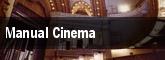 Manual Cinema Seattle tickets