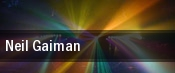 Neil Gaiman tickets