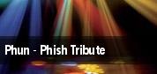 Phun - Phish Tribute tickets